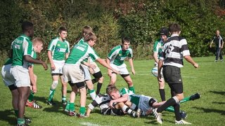Horsham U16's vs. Pulborough (06/10/13)