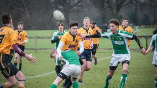 Horsham U16's vs. Worthing [12-01-14]