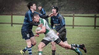 Horsham U16's vs. Chichester [26-01-14]