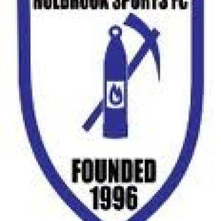 EMCL ~ Holbrook Sports FC 1 Gedling 0