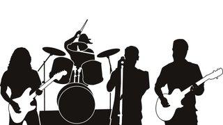 Rock Bottom Band at KFC