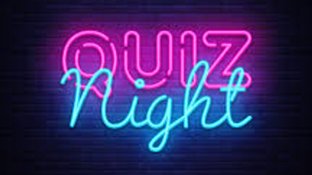 Challenging MND Quiz Night - Sunday 12th April  7.30pm-8.30pm