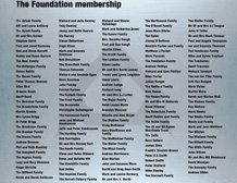 The 2012 Foundation