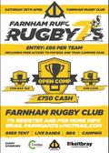 Farnham 7s Festival 28th April