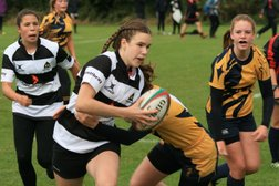 Fabulous film about women's rugby at Farnham
