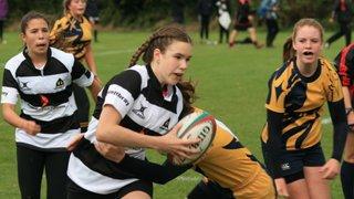 First Girls Matches at Monkton Lane