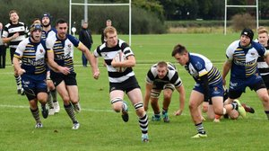 Farnham outclass Cranleighans in defence and attack.