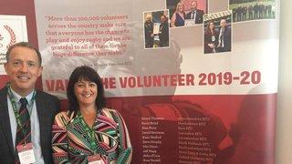RFU Volunteer Award