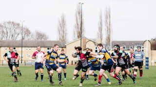 Senior 1st XV v Feltham - 2nd April 2016