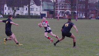 The 2s vs Atherstone (27.02.2016)