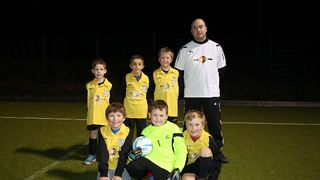 Scole United FC Under 8's