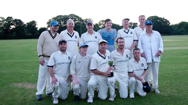 Lloyd takes us to first win in the Willow League