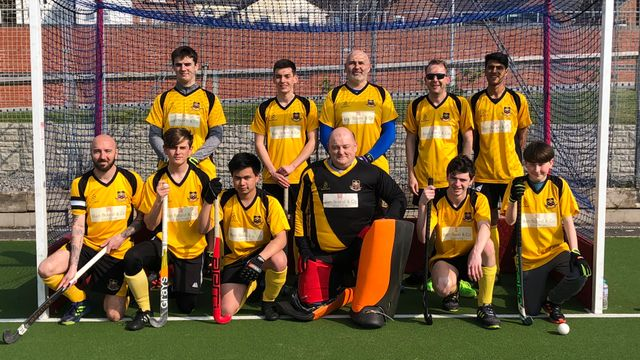 Men's 3rd team