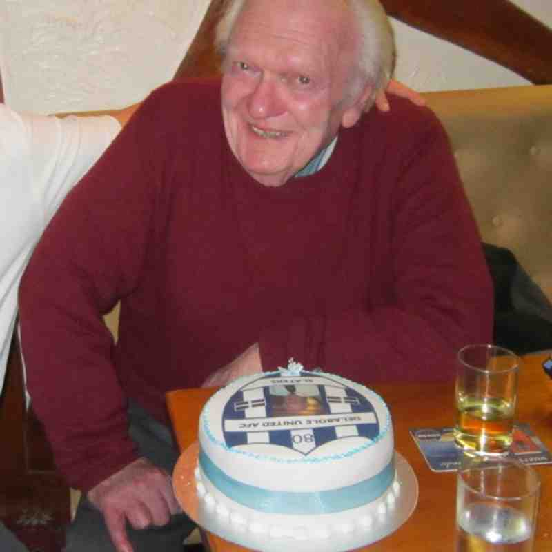 Les Cory's 80th Birthday RIP our Delabole Legend