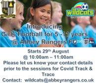 Wildcats @ Abbey Rangers