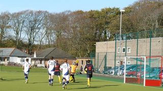 2nd team v Liverpool University 22nd Oct 2011