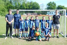 Under 13 - Panthers