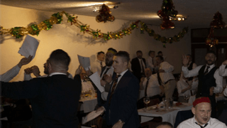 Photos from this year's Christmas Dinner