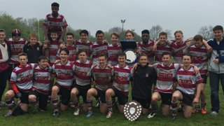 Another successful season for Brentwood U16s