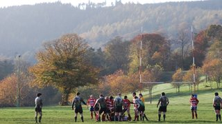 2nd V Boroughmuir 3rd XV 5/11/11