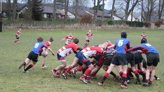 Under 16's v Linlithgow 3.3.13