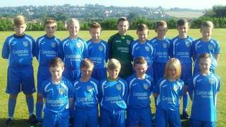 Academy U11's Lose out in Steve Kelly Memorial Final