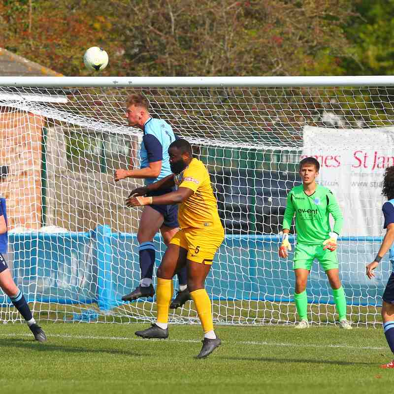 Spelthorne Sports v Arlesey   19-9-2020