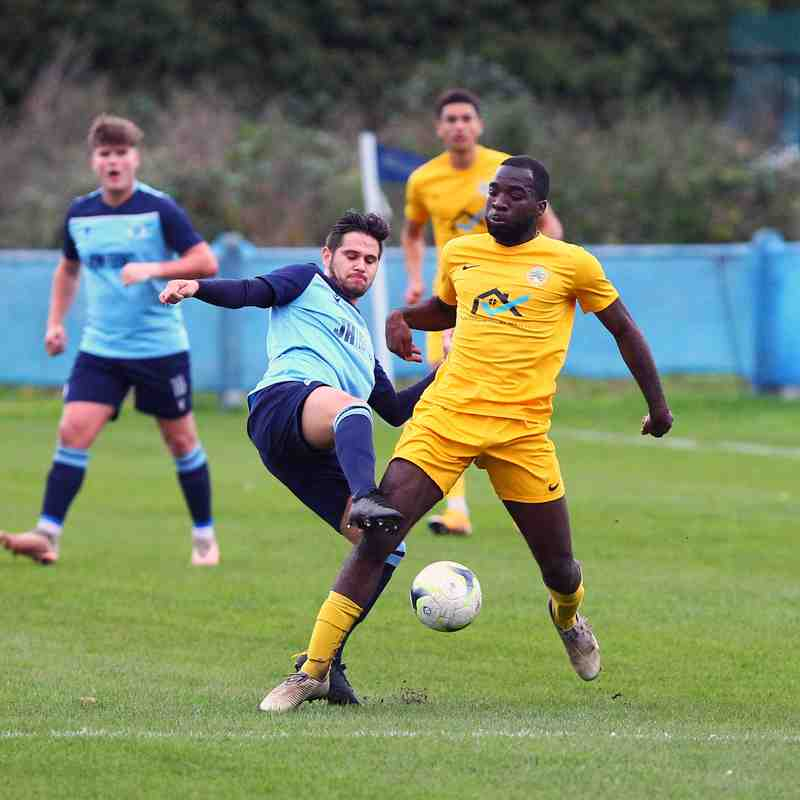 Spelthorne Sports v Banstead Athletic 24-10-2020