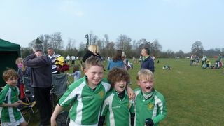 Minis at Festival March 2011