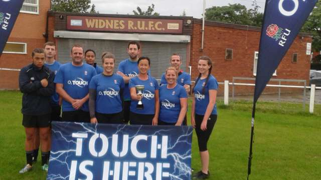 Widnes O2 Touch