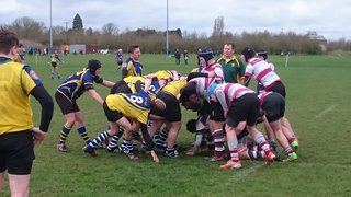 Friendly v St Ives, Cambs
