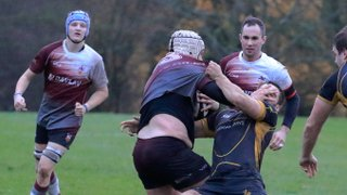 Brentwood 24 v 23 Tring (London & South East Premier Division) 1st December 2018