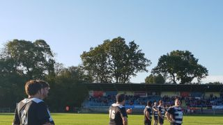 London Welsh vs. Royston - 22/10/18
