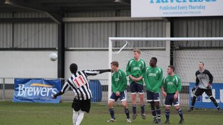 WTFC vs Maidenhead United 02.01.12