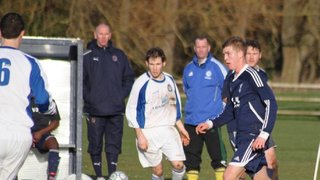 WTFC vs Hungerford Town Reserves 04.03.12