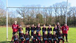 Match report Park House U12's (8) Sevenoaks U12 (7) c/o Simon Bowden
