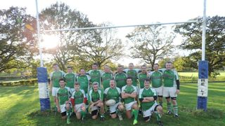 Horsham 3s vs St Francis 1s 25/10/14