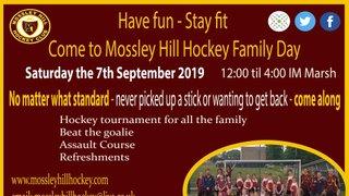 Mossley Hill Hockey Club Family Day