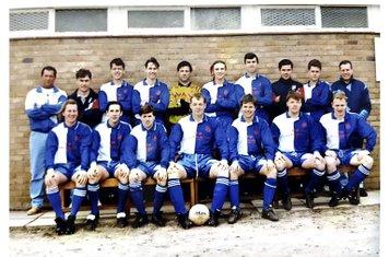 Oldland Abbotonians 1993/94