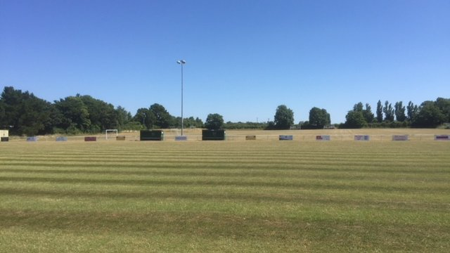 PITCHES AVAILABLE AT PAPRIKA PARK