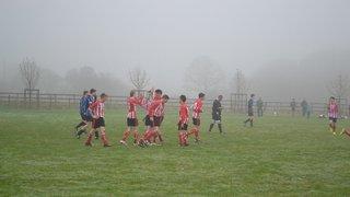U16's vs Fordingbridge