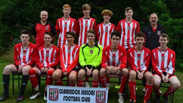 U18's Reds [left 2018]