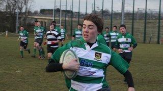 Folkestone U16s vs Gravesend - January 22nd 2012