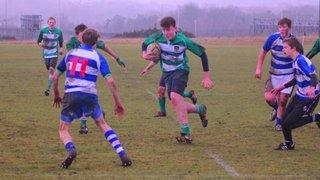 Folkestone U16s vs Whitatble - January 29th 2012