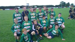 Under 12s fall to Canterbury in a well fought Final