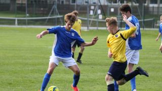 Cringleford Vs Scole United U16s