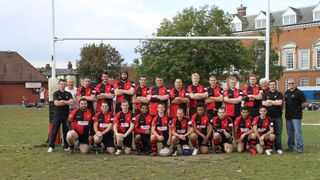 Greenwich Rugby Football Club 2011-12