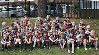 Middlesex Festival - Under 9's - March 11th 2012