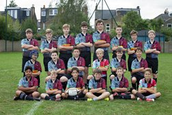 ORGANISED HERTFORD OUT-FLANK UNDER 13S