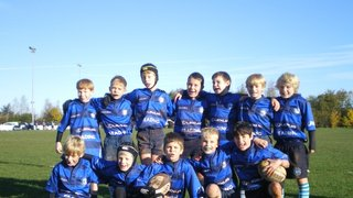 U10s come 3rd at Lexus Festival